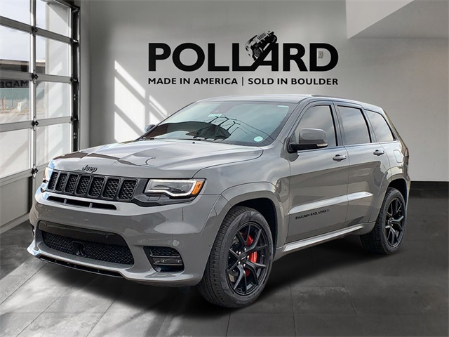 New 2020 JEEP Grand Cherokee in Boulder CO l Denver Area ...