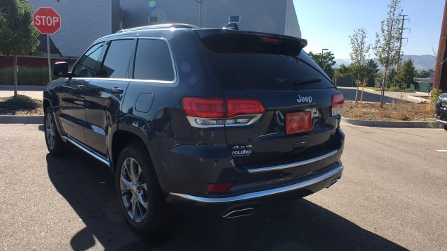 New 2020 JEEP Grand Cherokee Summit Sport Utility in ...