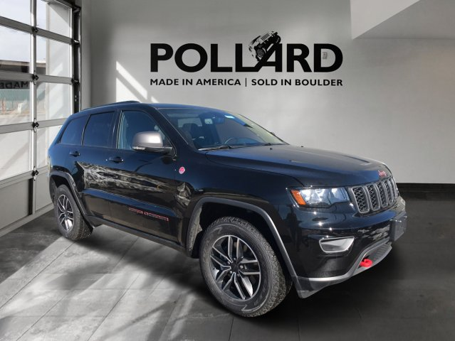 New 2019 JEEP Grand Cherokee Trailhawk Sport Utility in ...
