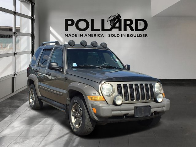 Pre-Owned 2006 Jeep Liberty Renegade