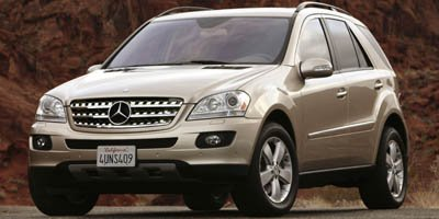 Pre-Owned 2006 Mercedes-Benz M-Class 3.5L