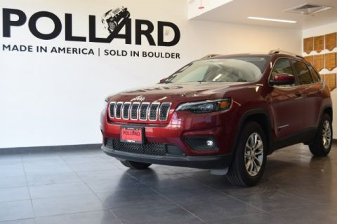 NEW 2019 JEEP CHEROKEE LATITUDE PLUS 4X4