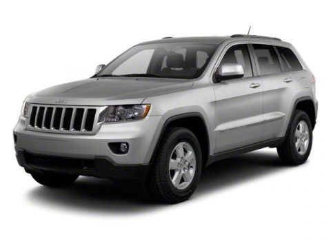 PRE-OWNED 2012 JEEP GRAND CHEROKEE OVERLAND WITH NAVIGATION & 4WD