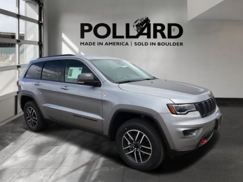 New 2019 JEEP Grand Cherokee Trailhawk