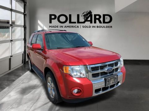 Pre-Owned 2010 Ford Escape Limited