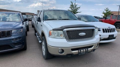 Pre-Owned 2007 Ford F-150 Lariat