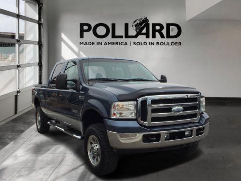 Pre-Owned 2007 Ford Super Duty F-350 SRW XLT