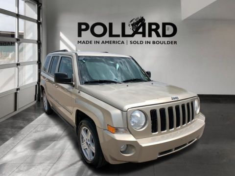 Pre-Owned 2010 Jeep Patriot Latitude