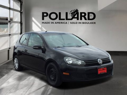 Pre-Owned 2010 Volkswagen Golf HB